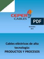 Exposicion CEPER - AEP