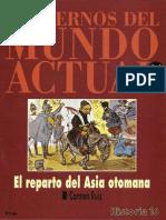 Cuadernos del Mundo Actual. Historia 16, nº 014, 1993 - El reparto del Asia otomana