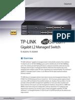 TL-SG3424 V1 Datasheet