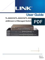TL-SG3424 V1 User Guide