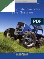 Catálogo Correias Tratores 2011-1