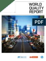 2012-13 World Quality Report