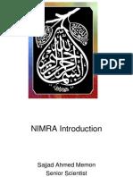 nimra introduction