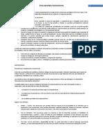 Informacion de Evaluaciones Psicologicas Altamira.