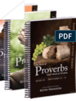 Proverbs 1 Sample