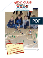 Kids Club Flyer 2014-2015