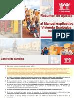 Manual Explicativo Vivienda Ecologica