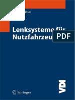 [Piotr_Dudzinski] Lenksysteme für Nutzfahrzeuge (VDI-Buch)