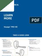 Bluetooth Headset Plantronics Voyager Pro Hd Users Guide Pro-hd_ug_en