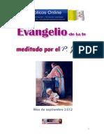 Evangelios Septiembre 2012