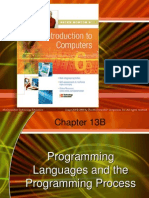 intro ch 13bprogramming languages and process