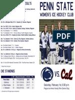 Penn State vs. Cal (PA) - February 1, 2014 (1)