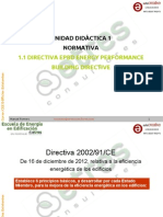 1.1.Directiva EPBD Energy Performance Building Directive