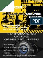 151761623 20 Fallas Mas Comunes Bulldozer
