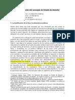 7. Jesús Rodriguez Zepeda - Estado de Derecho (Formación de un concepto y Dimensiones)