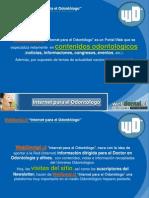 WebDental Internet Para El Odontologo