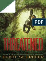 THREATENED by Eliot Schrefer (Excerpt)