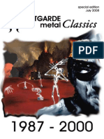 Avantgarde Classics 1987-200 2008