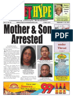 Street Hype Newspaper - March 19-31, 2014 | Lent | Passion