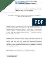 Daniela Portugal - A autopoiese no direito e o funcionalismo sistêmico de Günther Jakobs na aplicação da lei penal