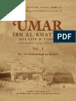 Umar Ibn Al Khattab Volume 1