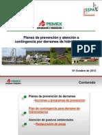Prevencion Hidrocarburos PEMEX