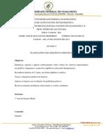 Modelo de Sequencia Didatica