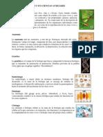 Ciencias Biologicas y Sus Ciencias Auxiliares Ilustrado 2014