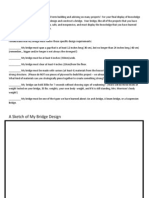 bridge project assignment