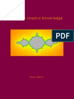 Chaos in Islamic Knowledge