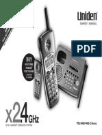 Manual de Telefono