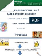 ROTULAGEM-NUTRICIONAL-VOCÊ-SABE-O-QUE-ESTÁ-COMENDO-Flavia-paiva