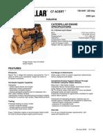 Spec Sheet Industry 170HP Tot 450HP