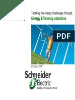 2007 10 Energy Efficiency Presentation