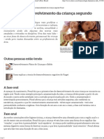 As fases de desenvolvimento da criança segundo Freud _ eHow Brasil