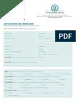 Clc Applicationform