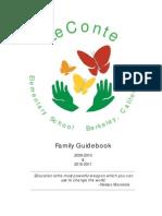 LeConte 2009-2010 Guidebook