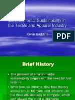 environmental sustainabilty