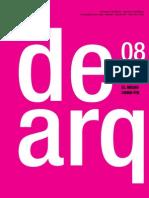 Dearq 08+El Medio Como Fin