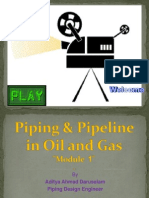 Piping & Pipeline in Oil and Gas (1)