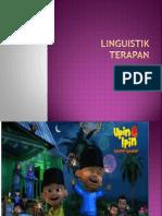Linguistik terapan