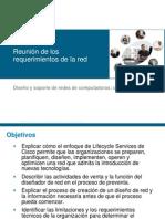 Diseño de Redes 1 Analisis de Requerimientos