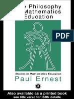 the-philosophy-of-mathematics-education-studies-in-mathematicseducation.pdf