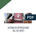 Sistema Detracciones2013