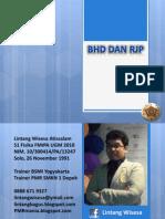 Materi BHD RJP