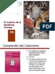 cateq 05 fernando elmisteriosantisimatrinidad