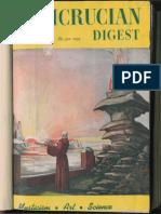 Rosicrucian Digest, February 1948