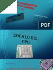 Zocalo Del Cpu O SOCKET