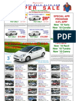 Toyota Of Palo Alto Sunnyvale New Used Car Specials Camry Corolla Yaris Highlander 0.0 % APR Special Finance Rate