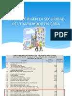 Leyes Que Rigen La Seguridad en Obra Peru